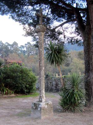 Antigo Cruzeiro Paroquial de Capareiros