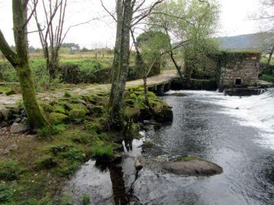 Ponte de Lourido e Azenhas das Pesqueiras