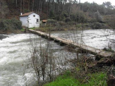 Pesqueiro da Guilheta e Ponte do Sebastião