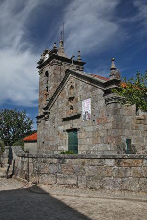Igreja Matriz de Castro Laboreiro