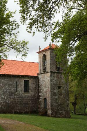 Mosteiro do Convento de Fiães