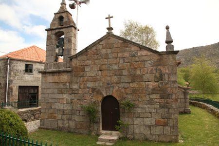 Igreja Paroquial de Lamas de Mouro