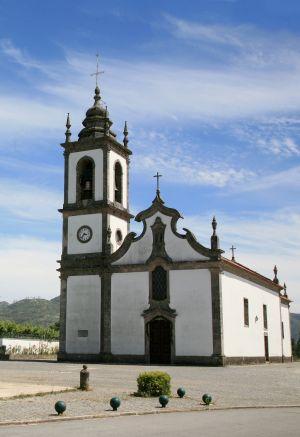 Igreja Paroquial de Lanheses