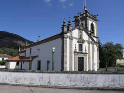 Igreja Paroquial da Montaria