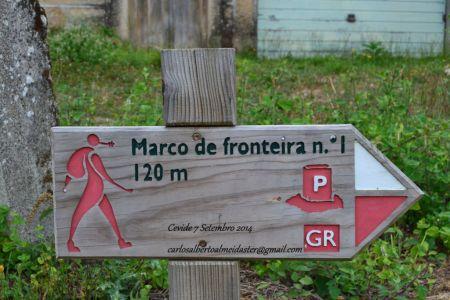 Marco de fronteira n.º 1