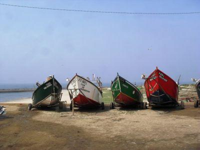 Porto de Pesca e Praia