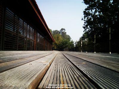 Centro Interpretativo, Lagoas de Bertiandos, Ponte de Lima, Portugal